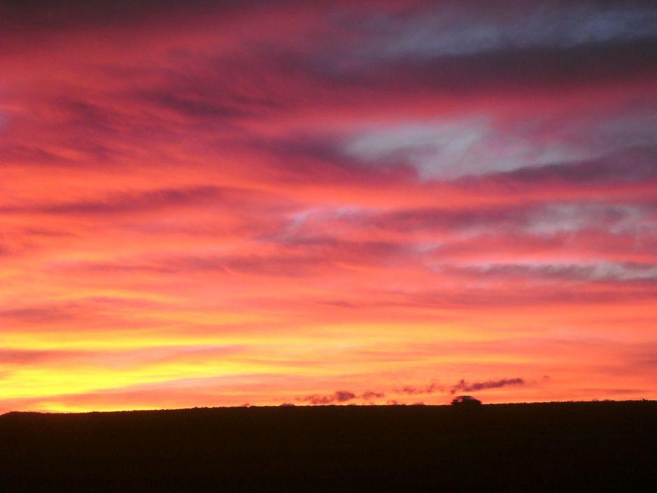 Sonnenuntergang   Teil 1